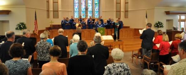 Worship on Sunday